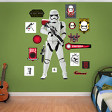 Star Wars: Episode VII - Stormtrooper Wall Decal