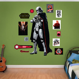 Star Wars: Episode VII - Captain Phasma Wall Decal