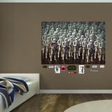 Star Wars: Episode VII The Force Awakens Stormtrooper Army Mural Wall Mural