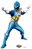 Blue - Power Rangers Dino Charge Lifesize Standup Cardboard Cutouts