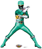 Green - Power Rangers Dino Charge Lifesize Standup Cardboard Cutouts