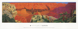 A Bigger Grand Canyon Posters par David Hockney
