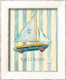 Sailboat Prints by Catherine Richards