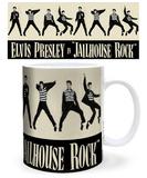 Elvis - Jailhouse Rock Mug Mug