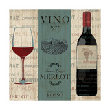 Vino Rosso 1977 Prints by Piper Ballantyne