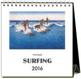 Surfing - 2016 Easel Calendar Calendars