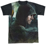 Arrow - Hero Black Back T-Shirt