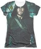 Juniors: Arrow - Two Sides T-Shirt