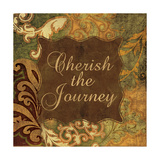 Cherish the Journey Prints by Piper Ballantyne
