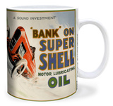 Shell - 1961 Logo Mug Mug