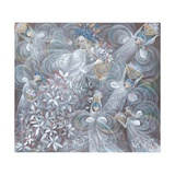 The White Hibiscus, 2009 Giclee Print by Annael Anelia Pavlova