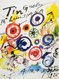 Louisiana Collectable Print by Jean Tinguely