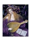 Capricorn, 2006 Giclee Print by Annael Anelia Pavlova