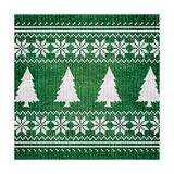 Green Nordic Sweater II Prints by  Artique Studio