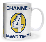 Anchorman - Channel 4 News Team Mug Mug