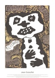 Silkeborg Kunstmuseum Collectable Print by Jean Dubuffet