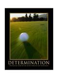 Entschlossenheit Poster von Eric Yang