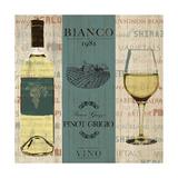 Vino Bianco 1981 Posters by Piper Ballantyne