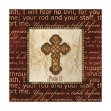 I Will Fear No Evil Prints by  Artique Studio