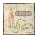 Safe Travels Prints by Piper Ballantyne