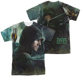 Arrow - Hero (Front - Back Print) T-shirts