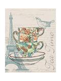 Tea Time Giclée-Premiumdruck von Piper Ballantyne