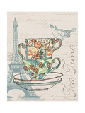 Tea Time Prints by Piper Ballantyne