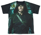 Youth: Arrow - Two Sides Black Back Shirts
