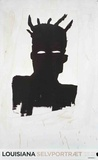 Self-Portrait Poster by Jean-Michel Basquiat