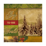 Joy to the World II Art by  Artique Studio