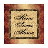 Hjem kjære hjem Premium Giclee-trykk av Piper Ballantyne