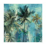 Palm Paradise Prints by Eric Yang