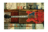 Roll Guitar Prints by Eric Yang
