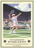 The Championships Wimbledon Posters by  Unknown