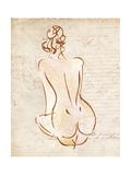 Romantic Women I Print by Piper Ballantyne