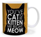 Right Meow Mug Mug