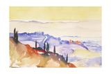 Bagno Vignoni, Italy, 2003 Giclee Print by Simon Fletcher