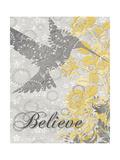 Believe Bird Reproduction giclée Premium par Piper Ballantyne