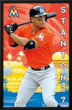 Miami Marlins - G Stanton 15 Posters