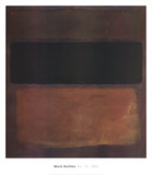 No. 10 (1963) Collectable Print by Mark Rothko