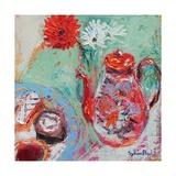 Teatime Giclee Print by Sylvia Paul
