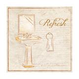Romantic Bath Refresh Art by Piper Ballantyne
