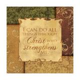 Christ Strengthens Art by Piper Ballantyne