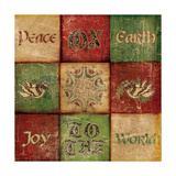 Peace on Earth Prints by  Artique Studio