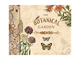 Botanical Garden I Prints by Piper Ballantyne
