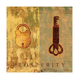 Prosperity Poster van Eric Yang