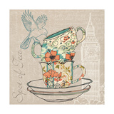 Spot of Tea Print by Piper Ballantyne