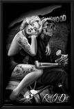 David Gonzales Art - Hollywood Homegirl Posters