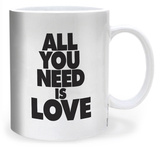 All You Need Is Love Mug Mug