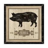 Porc Reproduction giclée Premium par Piper Ballantyne